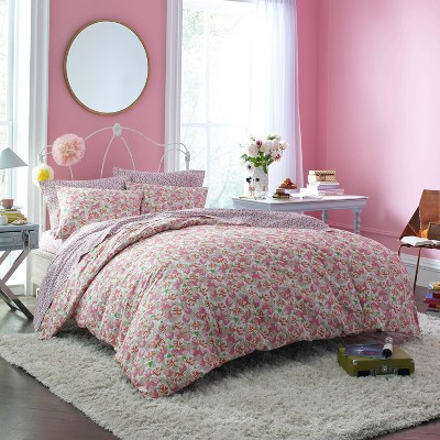 Lady Pepperell Chloe Floral Comforter Set