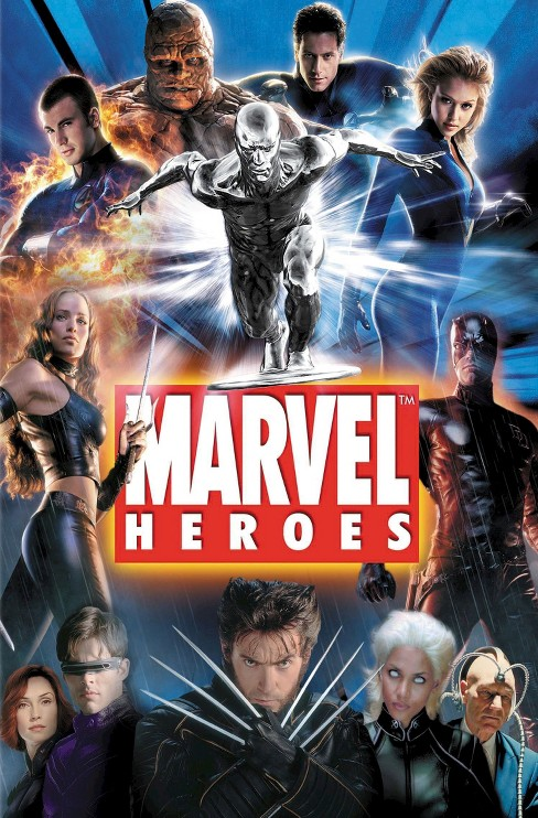 Marvel heroes collection (DVD) - image 1 of 1