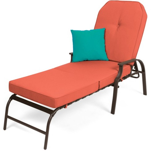 Adjustable Outdoor Chaise Lounge Chair, Chaise Lounge Chairs Outdoor Target