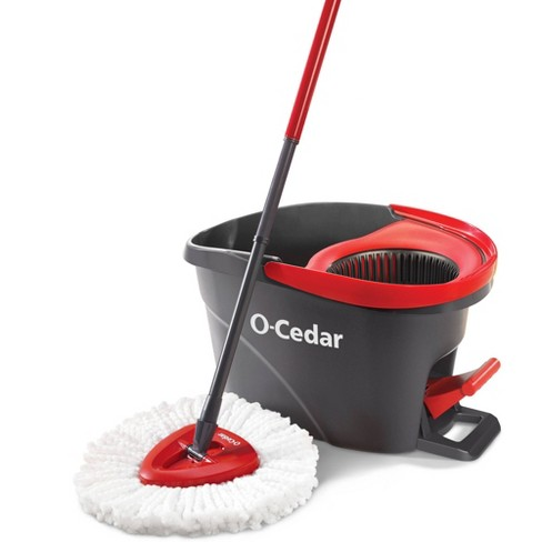 O-Cedar EasyWring Spin Mop and Bucket System - image 1 of 4