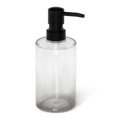 Ombre Soap/Lotion Dispenser Gray - Room Essentials™