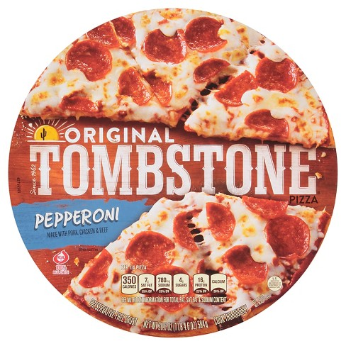 Tombstone® Original Pepperoni Pizza - 21.5oz - image 1 of 2