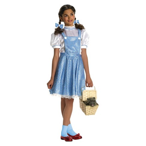 Girls' Sequin Dorothy Costume - image 1 of 1