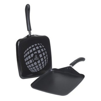 Imusa Gourmet 11  Square Griddle 3.0