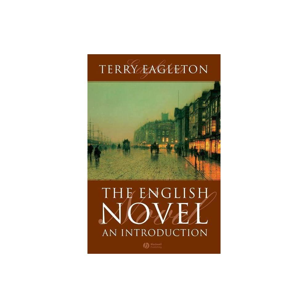English Novel By Terry Eagleton Paperback