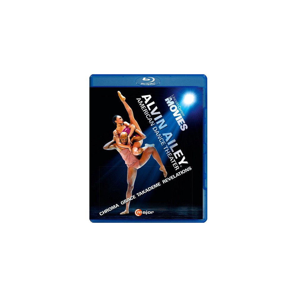 Alvin Ailey American Dance Theater:Ch (Blu-ray)