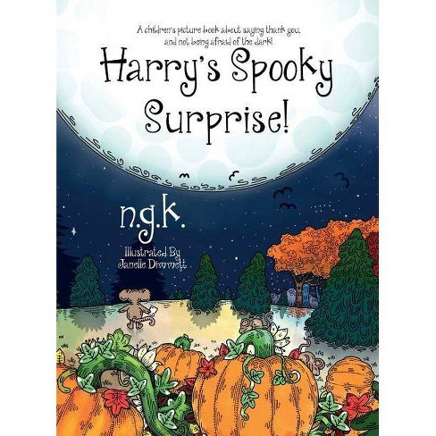 Harry's Spooky Surprise - (Harry the Happy Mouse) 2 Edition by  N G K (Hardcover) - image 1 of 1