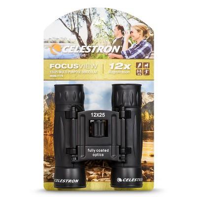 CELESTRON® Focusview 12x25 Binocular