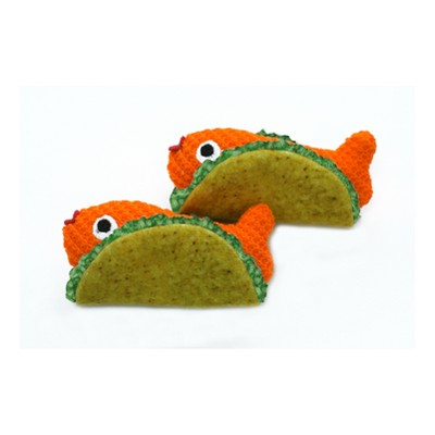 Fish Tacos Cat Toy Set - Boots & Barkley™