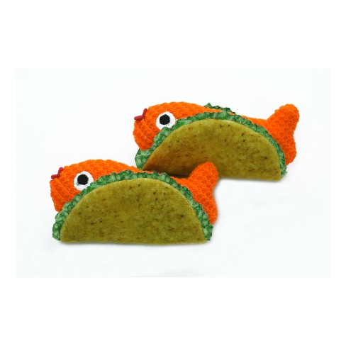 Fish Tacos Cat Toy Set - Boots & Barkley™ - image 1 of 2