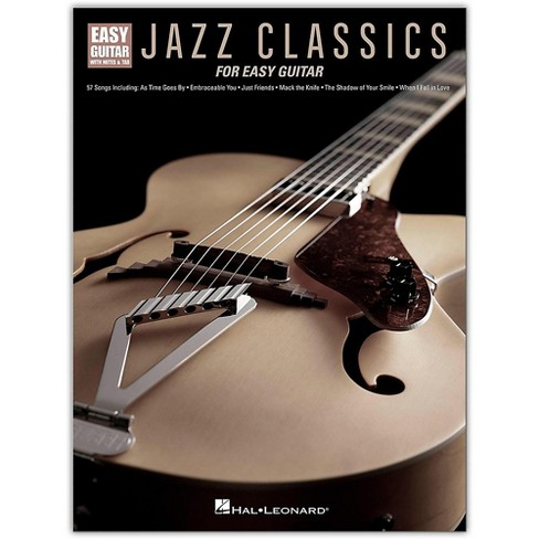 Hal Leonard Jazz Classics for Easy Guitar (With Tab) - image 1 of 1