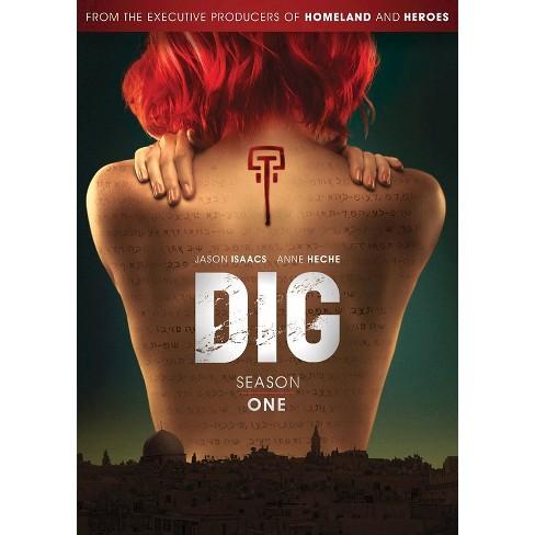 Dig: Season One [3 Discs] - image 1 of 1