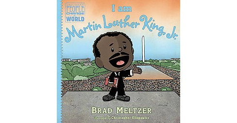 I Am Martin Luther King, Jr. (School And Library) (Brad Meltzer) - image 1 of 1