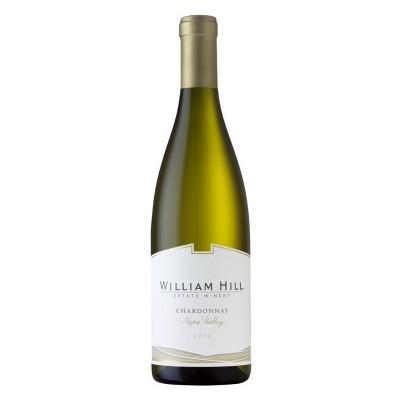 William Hill Estate Napa Valley Chardonnay White Wine - 750ml Bottle