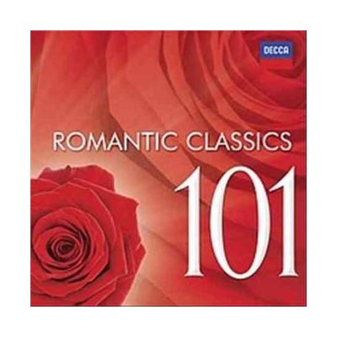 Various - 101 Romantic Classics (CD) - image 1 of 1