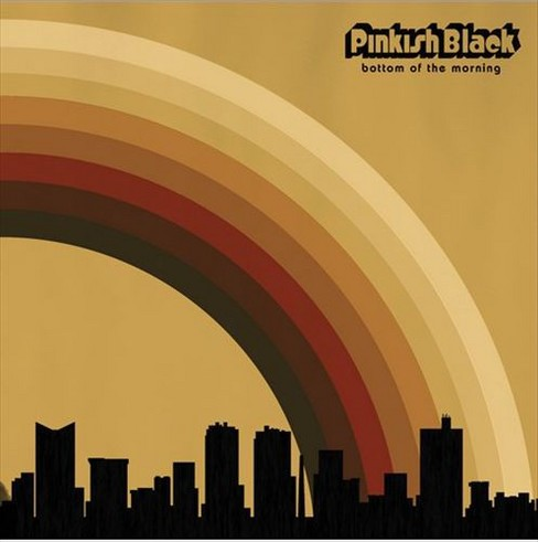 Pinkish black - Bottom of the morning (CD) - image 1 of 1