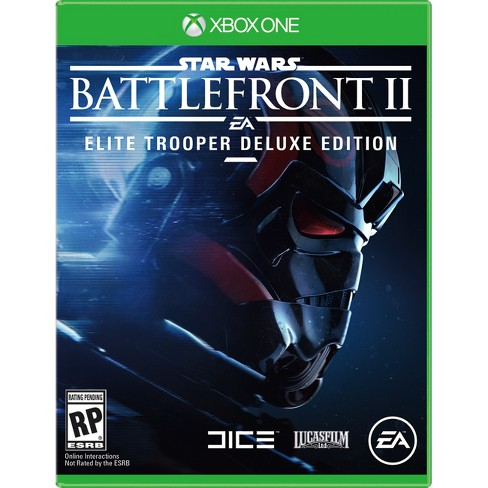 Star Wars Battlefront II: Elite Trooper Deluxe Edition - Xbox One - image 1 of 10