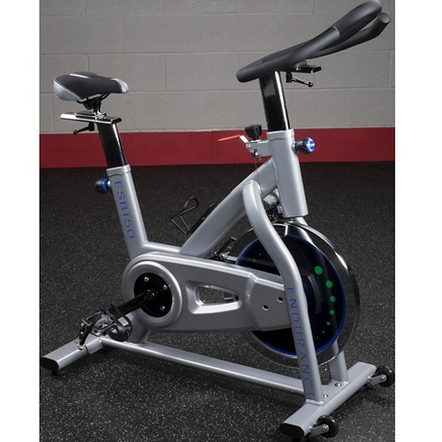Endurance Indoor Exercise Bike - Silver