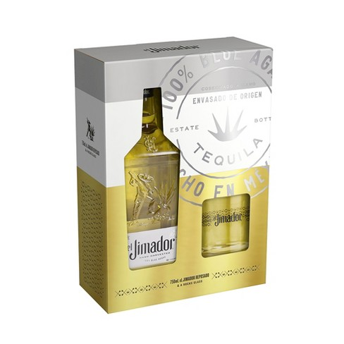 El Jimador Tequila - 750ml Bottle with Rocks Glass - image 1 of 1