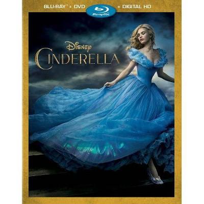 Cinderella (Includes Digital Copy)(Blu-ray/DVD)