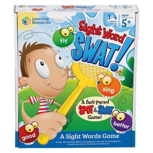 Learning Resources Sight Word Swat! - A Sight Words Game - image 1 of 5