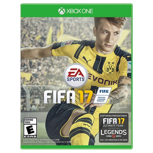 FIFA 17 Xbox One - image 1 of 14