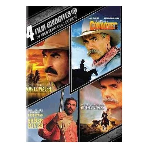 4 Film Favorites: Western TV Collection (DVD)(2016) - image 1 of 1