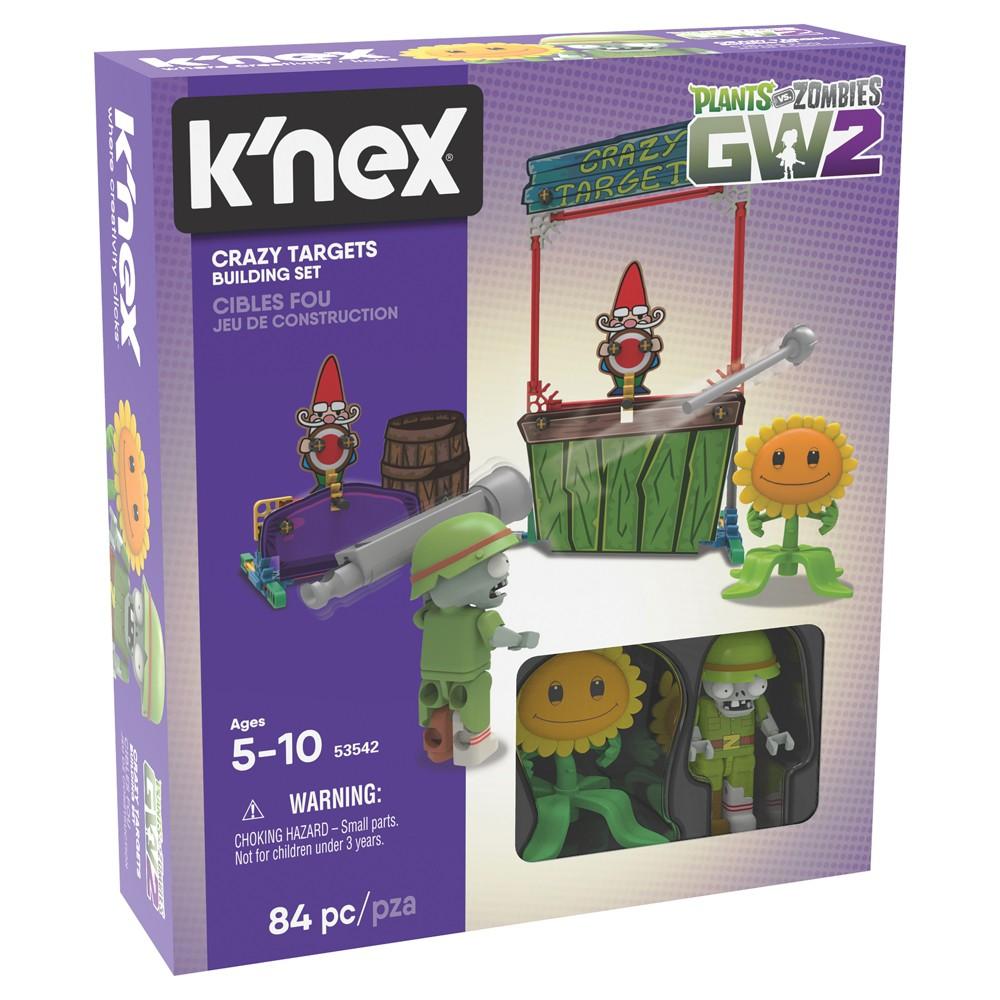 K'nex Crazy Targets Building Set