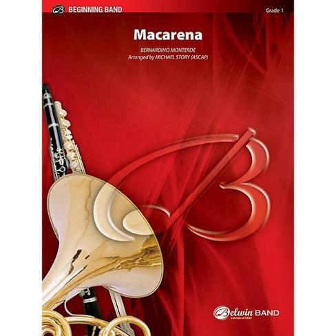 Alfred Macarena Concert Band Grade 1 Set - image 1 of 1