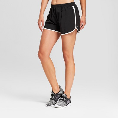 "Women's Running Mid Rise Shorts 3.5""   C9 Champion® by Rise Shorts 3.5"""