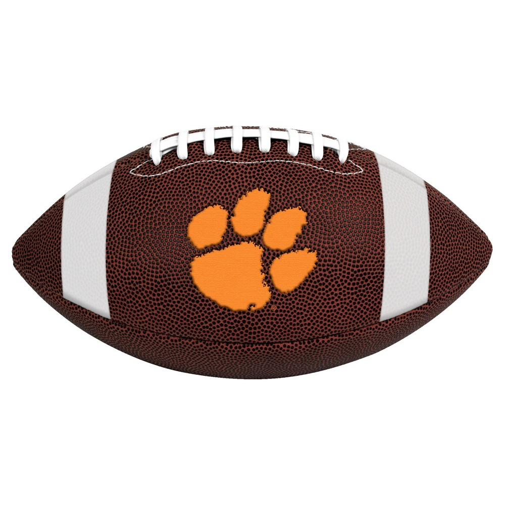 Clemson Tigers Rawlings Official Game Full Size Football