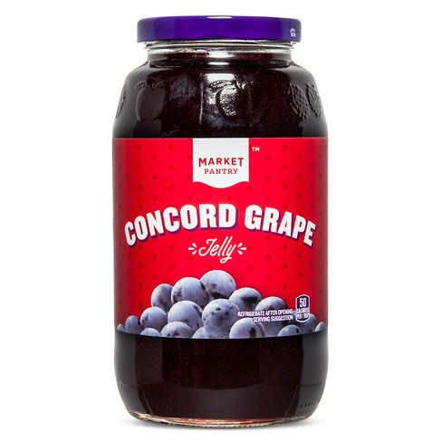 Concord Grape Jelly 32oz - Market Pantry™ - image 1 of 2