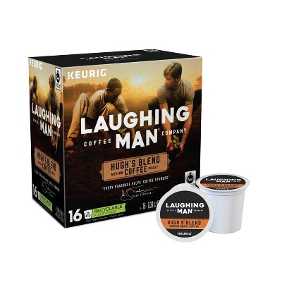 Coffee Pods: Laughing Man