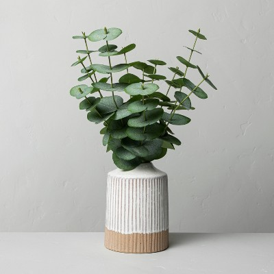 Faux Eucalyptus Arrangement - Hearth & Hand™ with Magnolia