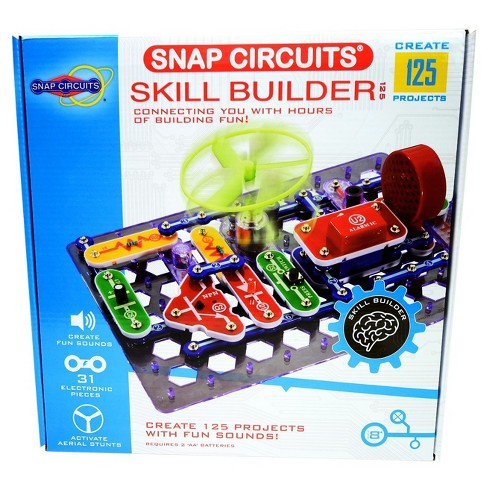 Snap Circuit Skill Builder Science Kit - image 1 of 4