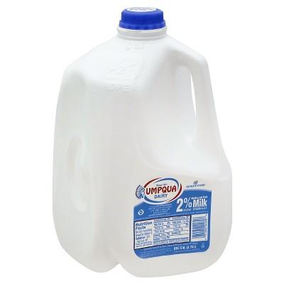 Umpqua Dairy 2% Milk - 1gal