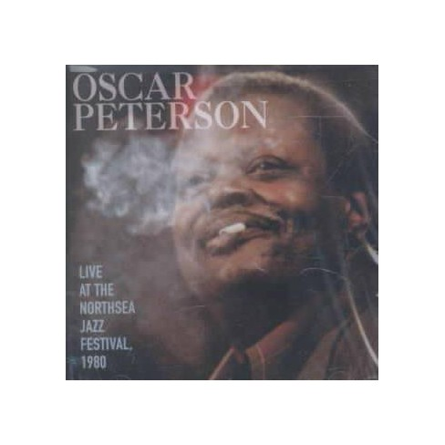 Oscar Peterson - Live at the Northsea Festival 1980 (CD) - image 1 of 1