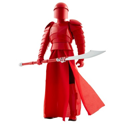 "Star Wars: The Last Jedi Praetorian Guard Action Figure 18"" - image 1 of 8"