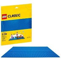 Target.com deals on LEGO Classic Blue Baseplate 10714