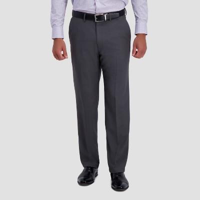 Haggar H26 Men's Premium Stretch Classic Fit Dress Pants