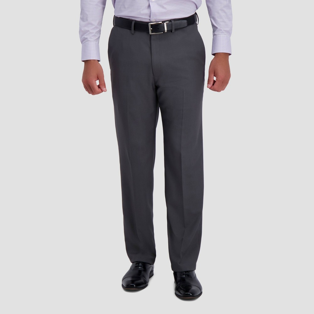 Coupons Haggar H26 Men's Premium Stretch Classic Fit Dress Pants -