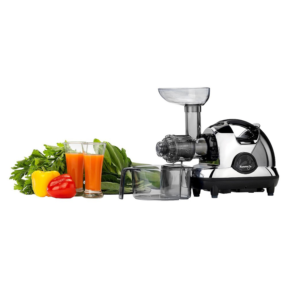 Kuvings Masticating Slow Juicer NJE3570U – Chrome (Grey) 16645848
