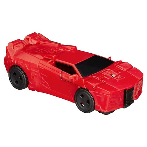 Transformers Robots in Disguise 1-Step Changers Sideswipe Figure - image 1 of 9