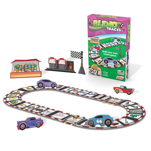 Junior Learning® Blend Tracks Board Game - image 1 of 3