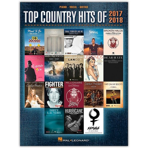 The Best Country Songs Ever 3rd Edition Piano Vocal Guitar Sheet Music Book