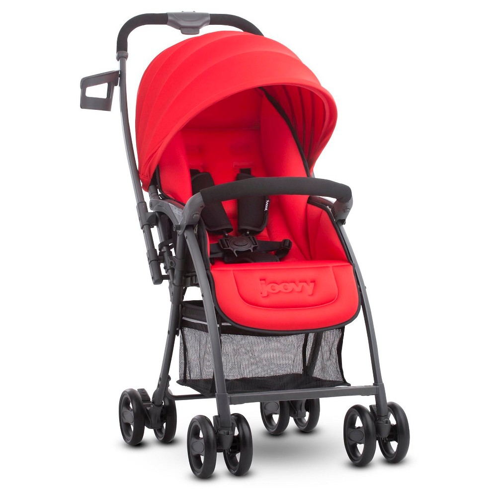 Image of Joovy Balloon Stroller - Red