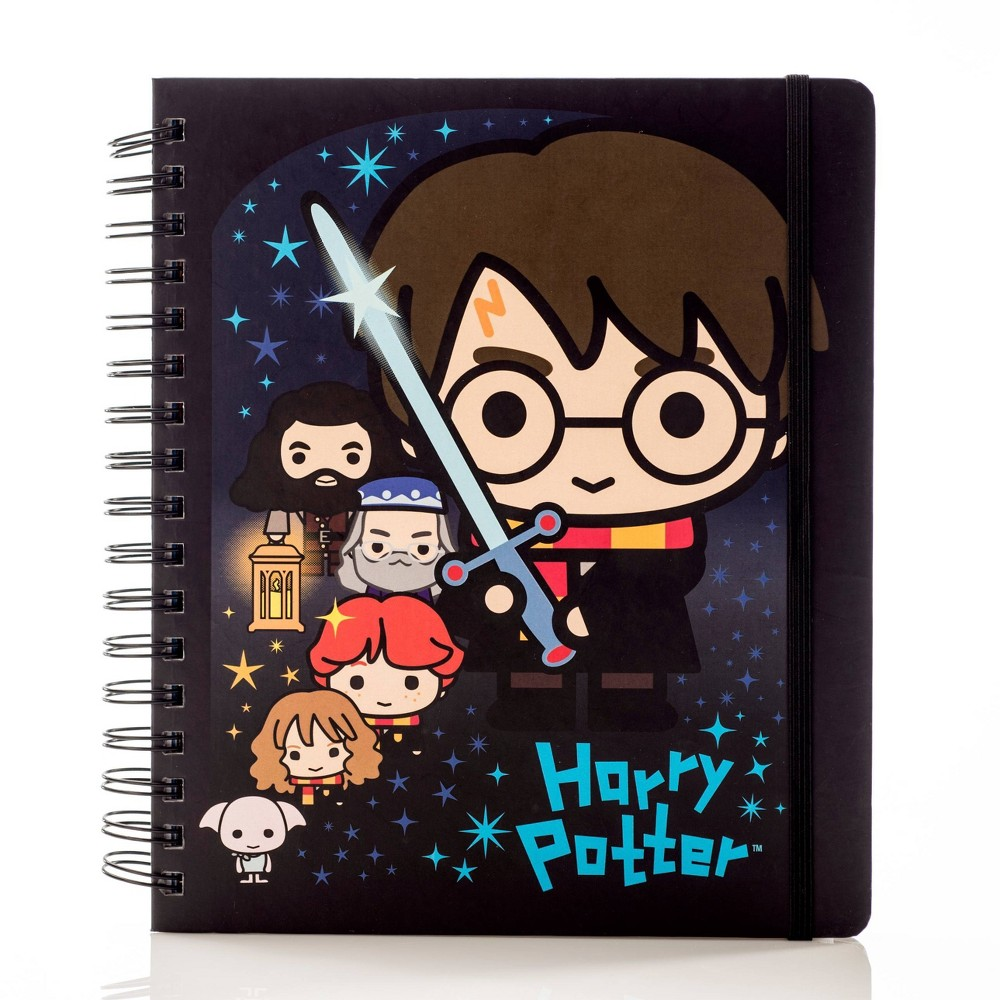 "Image of ""2020 Harry Potter Conquest Planner 7"""" x 9"""" Charms"""
