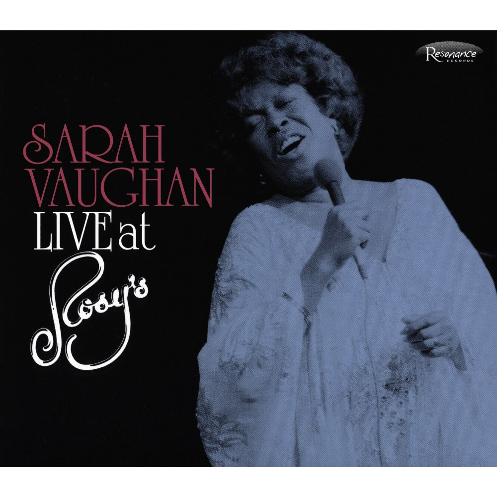 Sarah Vaughan - Live At Rosy's (CD)