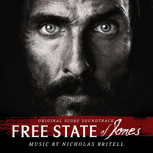 Nicholas britell - Free state of jones (Osc) (CD) - image 1 of 1