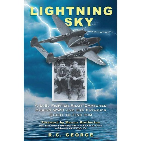 Lightning Sky - by  R C George (Hardcover) - image 1 of 1